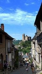 rue de Najac (Aveyron)