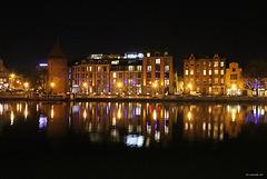 Gdańsk nocą..