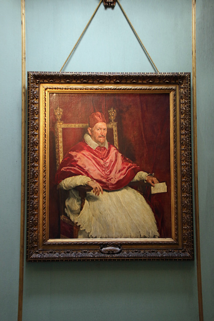 Portrait of Pope Innocent X (Pamphilj)