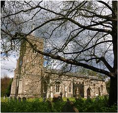 St Andrew's Church, Much Hadham