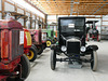 An old Ford, plus tractors, Pioneer Acres