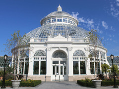 The Enid A. Haupt Conservatory