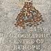 beim geographischen Mittelpunkt Europas (© Buelipix)