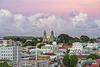 St. John's - pink evening