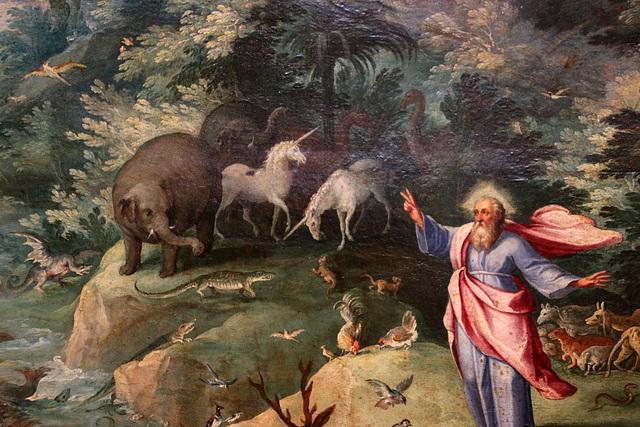 Elephants and unicorns