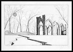 La fille aux ruines II (1975)