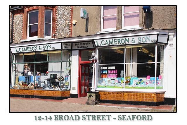 12-14 Broad Street - Seaford - Sussex - 18.6.2015