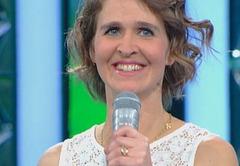 Quel beau sourire, Violaine !