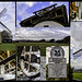 A Collage of Views and details of Bembridge Windmill Isle of Wight