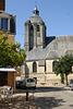 Bellême - Eglise Saint Sauveur -    xvé - Basse Normandie