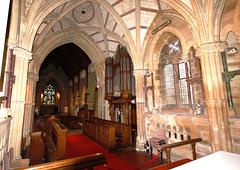 St Peter's Church, Widmerpool, Nottinghamshire