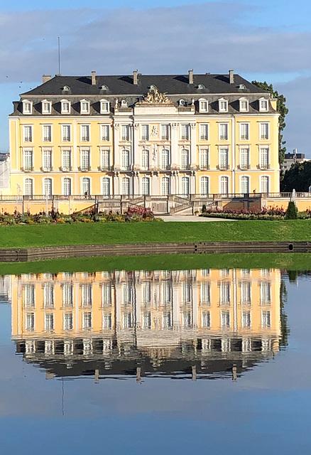 DE - Brühl - Schloss Augustusburg