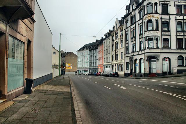 Berliner Straße (Hagen-Haspe) / 26.02.2017