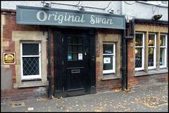 Original Swan pub