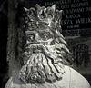 Wieliczka Salt Mine- Rock Salt Bust of King Kazimierz III