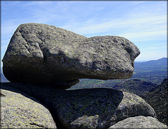 A favourite granite lump. I feel it almost wants to talk to me!