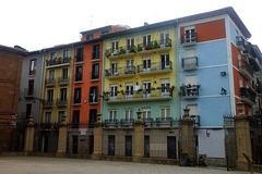 A Pampelune = Pamplona (Navarre, Espagne)