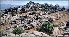 La Cabrera granite. PLEASE STAY, DON'T RUN AWAY!!!