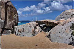 Tortola : Virgin Gorda,  un sogno !