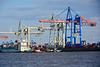 Hamburg 2019 – Cranes