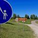 auf dem Weg zum geographischen Mittelpunkt Europas (© Buelipix)