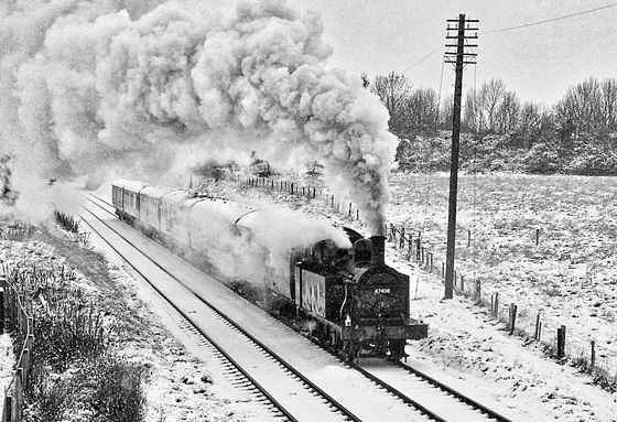 Great Central Railway Quorn Leicestershire 10th November 2017