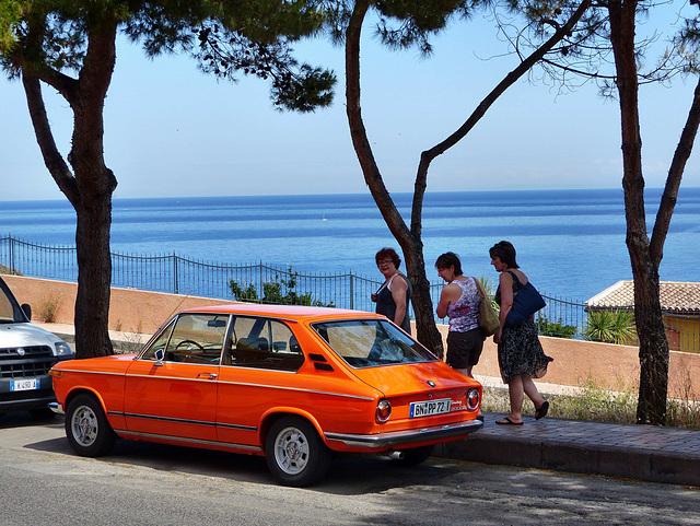 Castelsardo - BMW 2000tii Touring