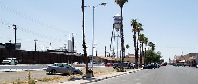 Calexico CA border wall (# 0587)