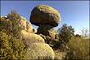 H. A. N. W. E, Every one! Mushroom Rock.