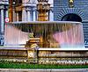 Napoli : la fontana di fronte al teatro S.Carlo - (738)