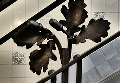 Treppengeländer im Körnerhaus