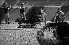 street string quartet