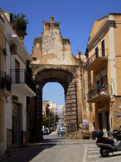 Palermo Doorway.