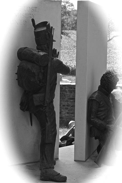 Repos du guerrier - Warrior's rest
