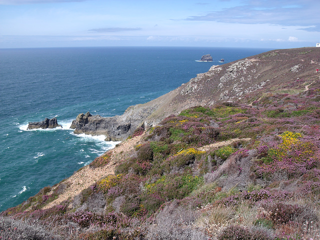St Agnes Head, for Pam.