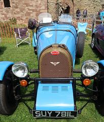 Teal 'Bugatti' Type 35
