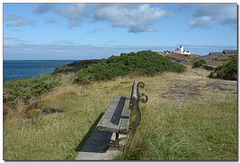 HBM ~  A Post card from Point Lynas