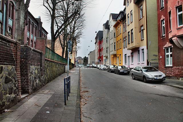 Bebelstraße (Hagen-Haspe) / 26.02.2017