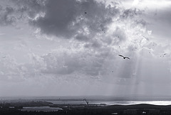Stormy Skies.........