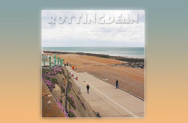 Seaside snapshot - Rottingdean - 9.6.2015