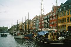 DK - Kopenhagen - Nyhavn