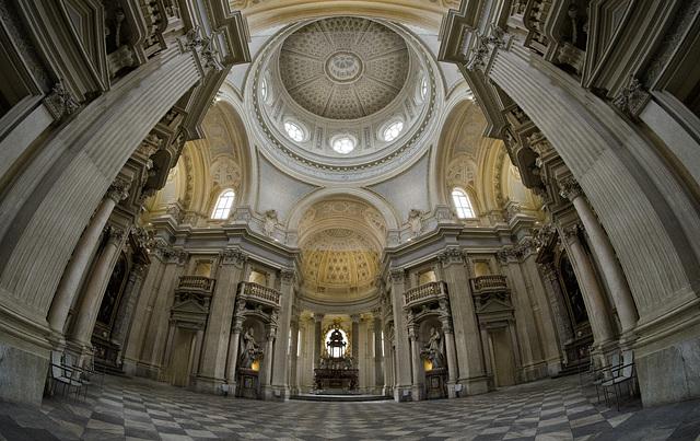 Chiesa di San Umberto (Reggia Venaria Reale)