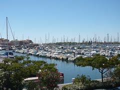 Port de Cap d'Agde...