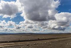 Highland desert Sprengisandur (2xPiP)