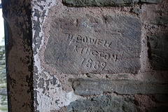 H BOWELL, KINGTON 1889
