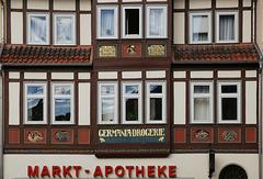 In Duderstadt am Markt