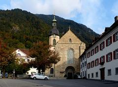 Chur - Kathedrale St. Mariae Himmelfahrt