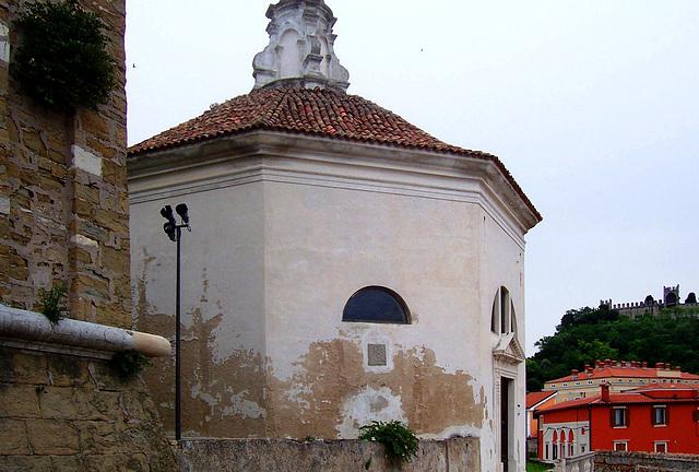 SI - Piran - Baptisterium