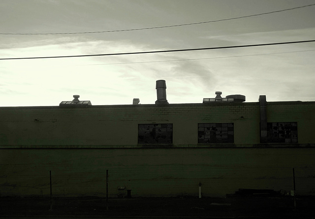 The vents of industry