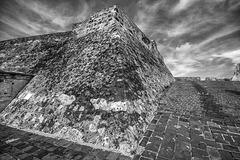 San Felipe Barajas Castle: textures